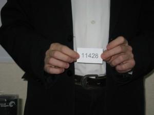 Третий и последний внешний винтчестер отправляется владельцу счета 11428!